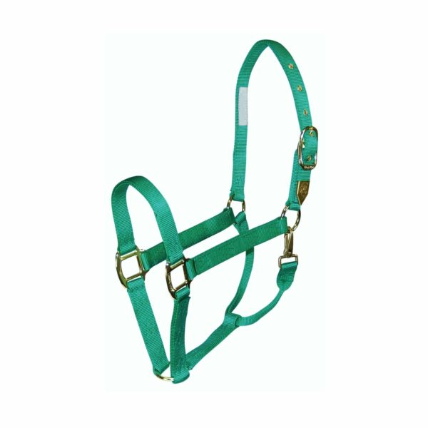 "1"" Deluxe Nylon Halters with Snap - Halter - Hamilton - Miracle Corp"