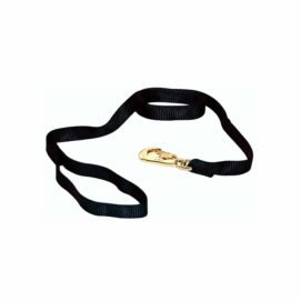 Deluxe Halter with Lead & Hand Loop - Halter - Hamilton - Miracle Corp