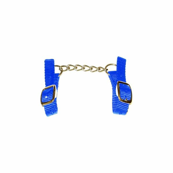 Curb Straps with Single Chain - Tack - Hamilton - Miracle Corp