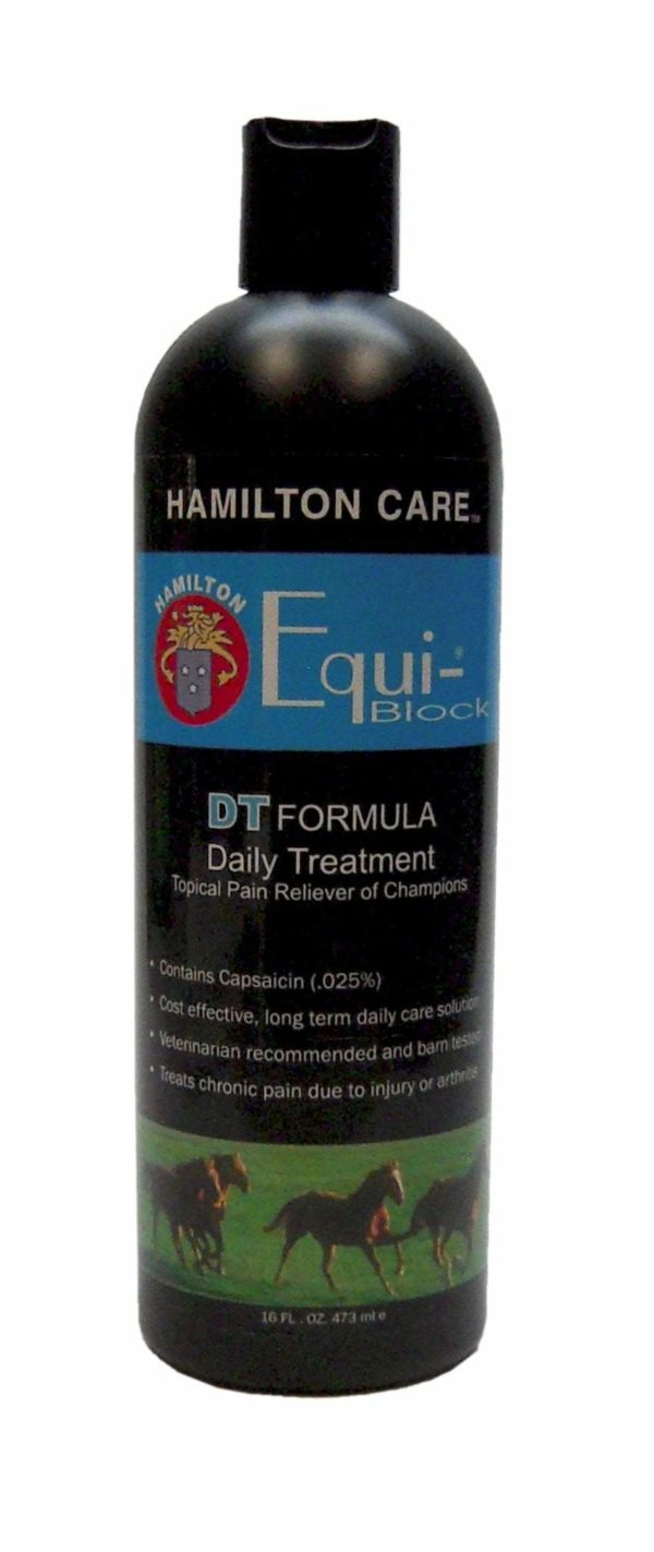 Equi-Block DT: Daily Treatment - First Aid - Hamilton - Miracle Corp