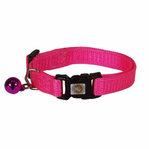 Breakaway & Snag Proof Adjustable Collar with Bell - Collar - Hamilton - Miracle Corp
