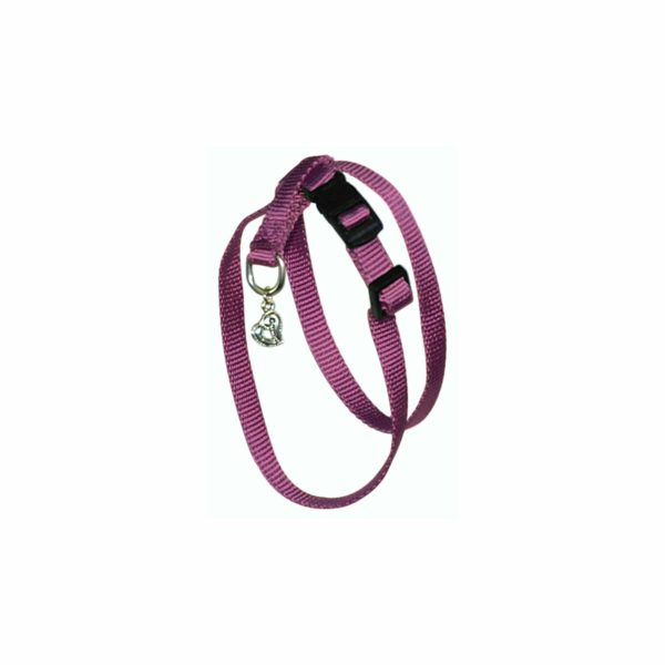 Figure Eight Harness for Puppies & Small Animals with Brushed Nickel - Harness - Hamilton - Miracle Corp