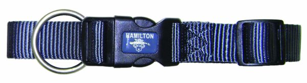 Designer Adjustable Collar with Brushed Nickel Finish - Collar - Hamilton - Miracle Corp