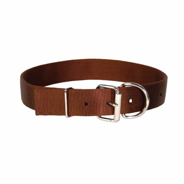Double Thick Buckle Collar - Collar - Hamilton - Miracle Corp