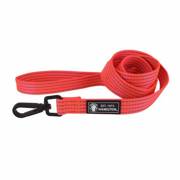 High Visibility Single Thick Leash, Reflective - Leash - Hamilton - Miracle Corp